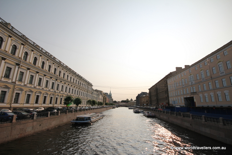 Russian canal