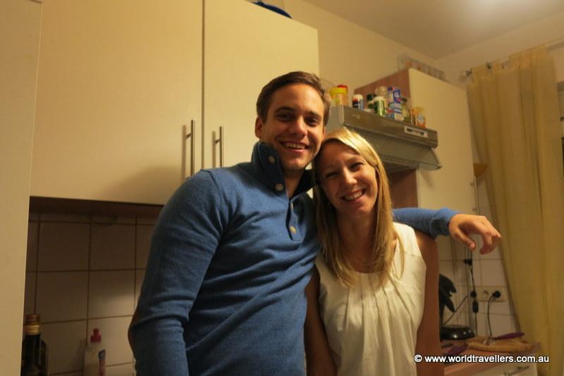 Trixi & Dominik