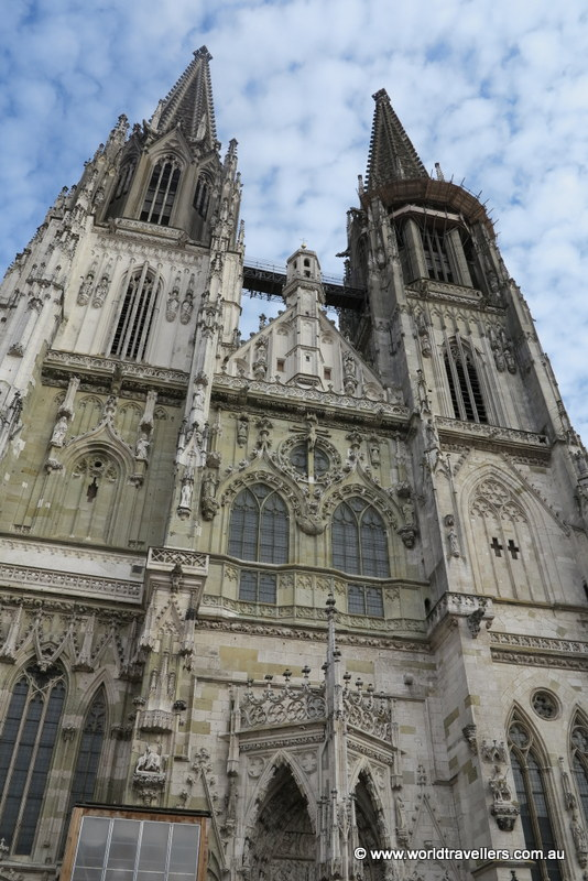 The Gothic Cathedral (Dom)